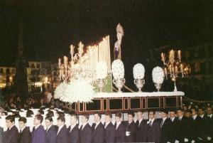 Primera salida como Hermandad agrupada. Año 1994