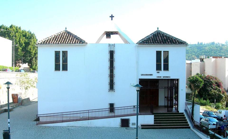 Exterior Parroquia