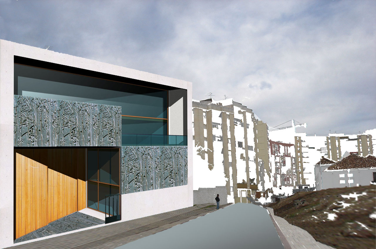 Diseño Casa Hermandad