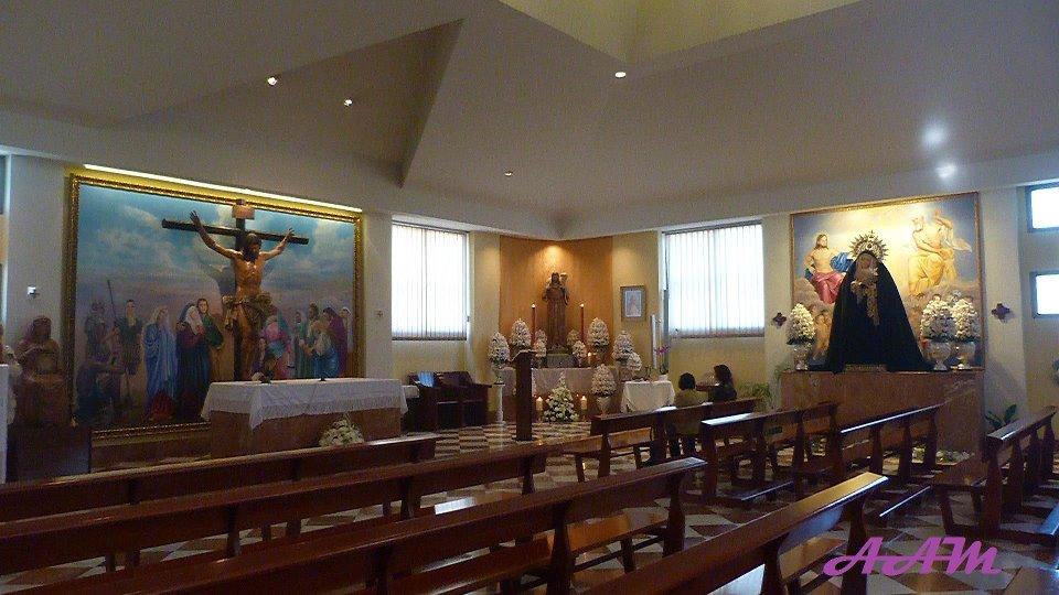 Parroquia de El Buen Pastor.